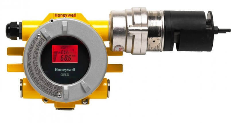 Honeywell OLED ATEX display